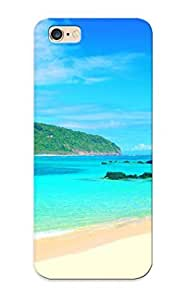 Eatcooment Faddish Phone Tropical Bay Case For Iphone 6 Plus / Perfect Case Cover