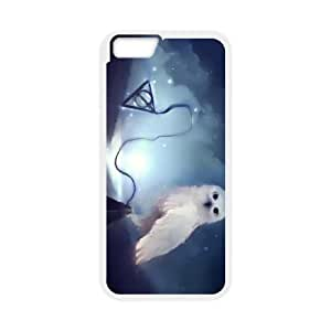 iPhone 6 4.7 Inch Cell Phone Case White Deathly Hallows Q9M8Q