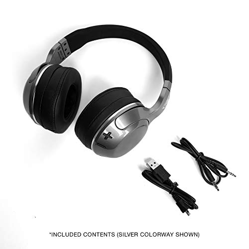 132f303c05f ... Skullcandy Hesh 2 Bluetooth Over-Ear Headphones with Microphone, BT  Wireless, Supreme Sound ...