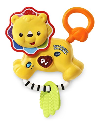 Lion Baby Toy - VTech Roar and Explore Lion Teether