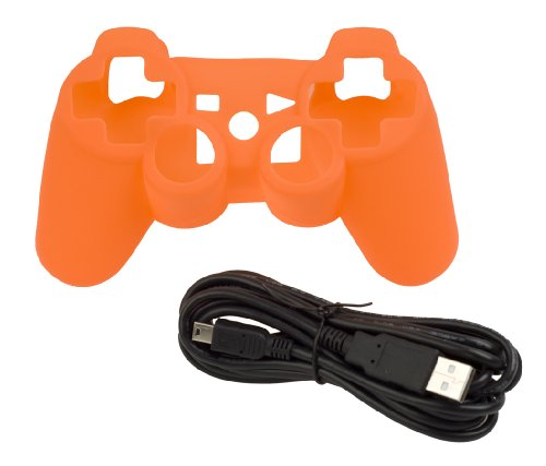PS3 Plug and Play Kit – Orange, Best Gadgets