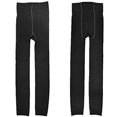Veroda Ladies Warm Stretchy Cashmere Thick Thermal Leggings