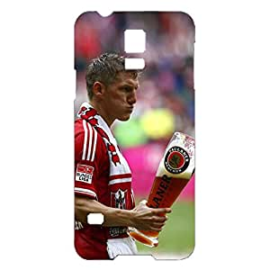 Specially Player FC Bayern Munich Phone Case Hard Cell Phone Case for Samsung Galaxy S3 I9300 Bastian Schweinsteiger