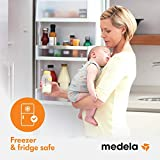 Medela, Breast Milk Storage Bottles, 3 Pack, 8 Ounce