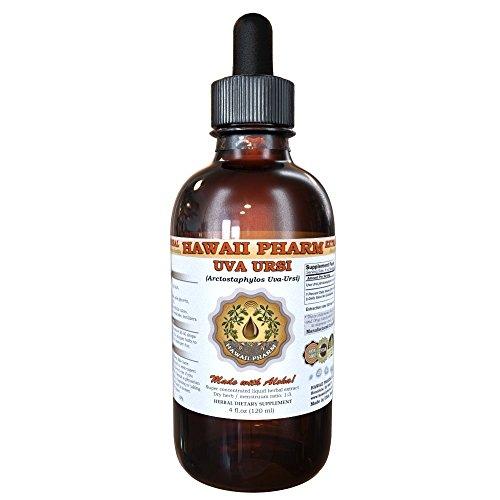 Uva ursi (Arctostaphylos uva-ursi) Liquid Extract 4 oz