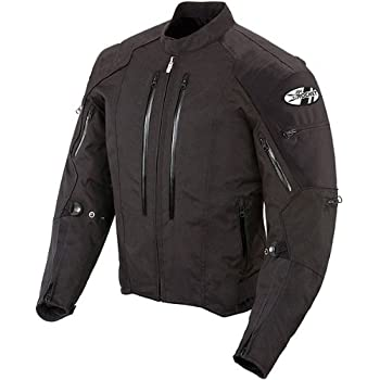 Amazon.com: Milano Sport Gamma Motorcycle Jacket with Red