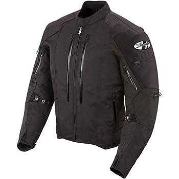 Joe Rocket Atomic 4.0 Men's Riding Jacket (Black, Large)