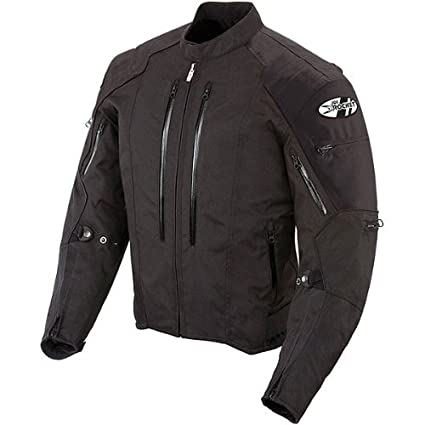 Joe Rocket 1051 5004 Atomic 4 0 Men S Riding Jacket Black Large