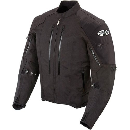 (Joe Rocket 1051-5004 Atomic 4.0 Men's Riding Jacket (Black, Large))