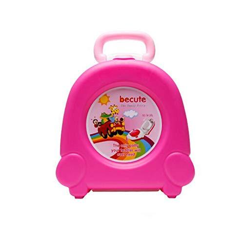 VT BigHome Baby Toilet Cute Cartoon Baby Potty Portable Travel Cars Child Potty Chair Training Girls Boy Kids Toilet Seat Children's Pot