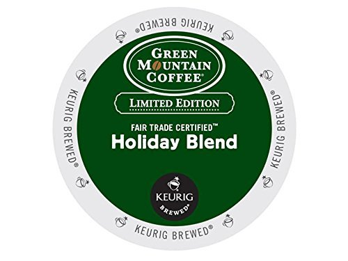 Green Mountain Holiday Blend Keurig K-Cups, 24 Count