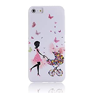 For SamSung Note 3 Case Cover A Woman and Baby Carriage Plastic Hard Cover Case by(A Woman and Baby Carriage)