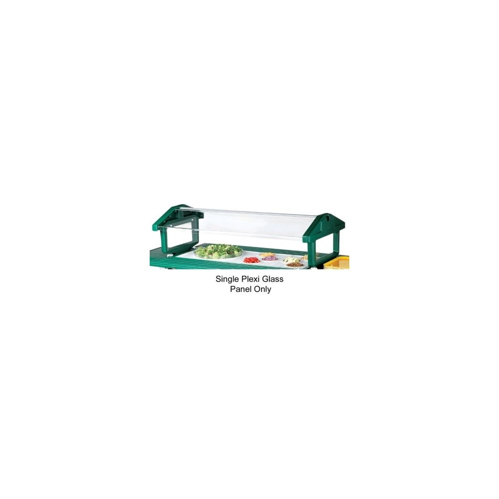 Cambro 47242 Sneeze Guard Panel for 6 ft. Food Bar