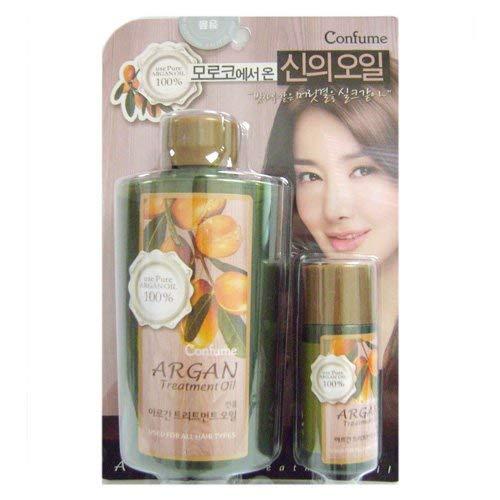 Confume Argan Treatment Oil 120ml + 25ml
