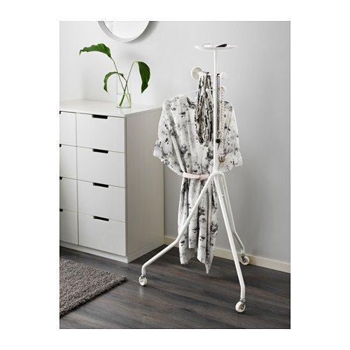 IKEA Galán de noche, blanco 228.111714.1014: Amazon.es: Hogar