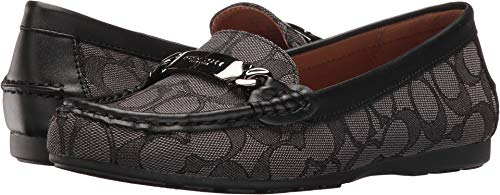 Coach Women's Olive Black Smoke/Black 8.5 M US M
