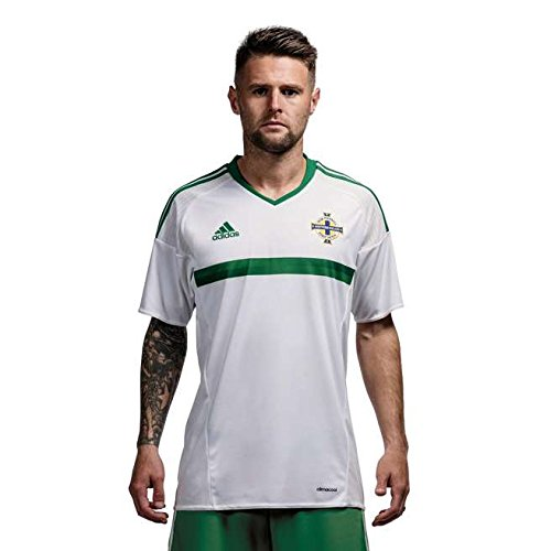 adidas 2016-2017 Northern Ireland Away Football Shirt