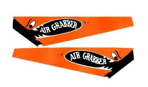Roadrunner Air (1970 1971 1972 PLYMOUTH ROAD RUNNER GTX AIR GRABBER HOOD DECALS Mopar 70 71 72)