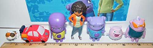 Dreamworks Home Mini Figure Toy Play Set Of 13 With Tip