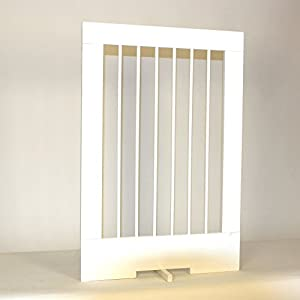 Cardinal Gates 4-Panel Tall Pet Gate Extension, White Click on image for further info.