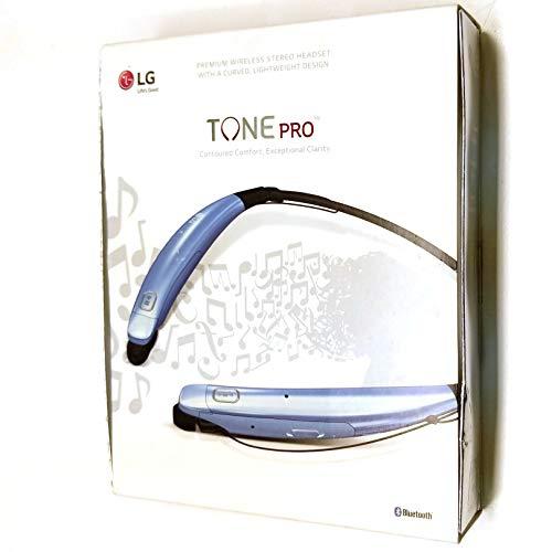 LG Electronics MAIN-18666 LG Tone Pro HBS-770 Wireless Stero Headset - Powder Blue