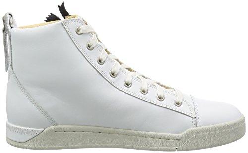 Sneaker White diamzip S Diesel Men's Tempus Fashion Xwvn0Yq