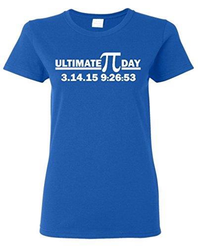 Shop4Ever® Ultimate Pi Day Women's T-Shirt Math Geek Shirts