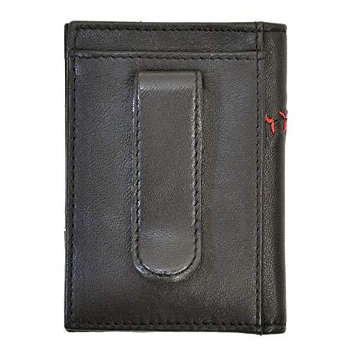 Rawlings Baseball Stitch Front Pocket Wallet with ()