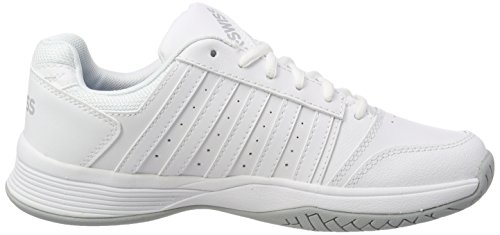 Eu Ks Performance K Tennis Smash Tfw Blanc White 01 highrise Chaussures Court De swiss Femme 5Eqwqrx6