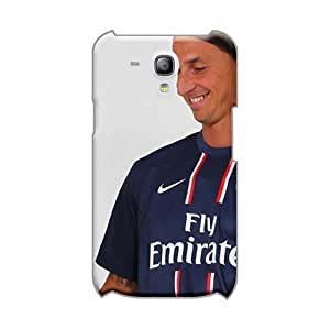 Excellent Hard Cell-phone Cases For Samsung Galaxy S3 Mini With Customized HD The Best Player Of Psg Zlatan Ibrahimovic With A Ball Skin LeoSwiech
