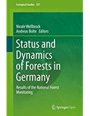 Status and Dynamics of Forests in Germany: Results of the National Forest Monitoring (Volume 237)