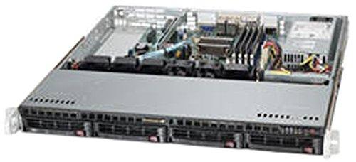 Super Micro Super Server Barebone System Components (SYS-...