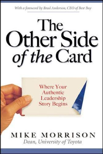 Best deals on making gift cards for your business products the other side of the card where your authentic leadership story begins colourmoves