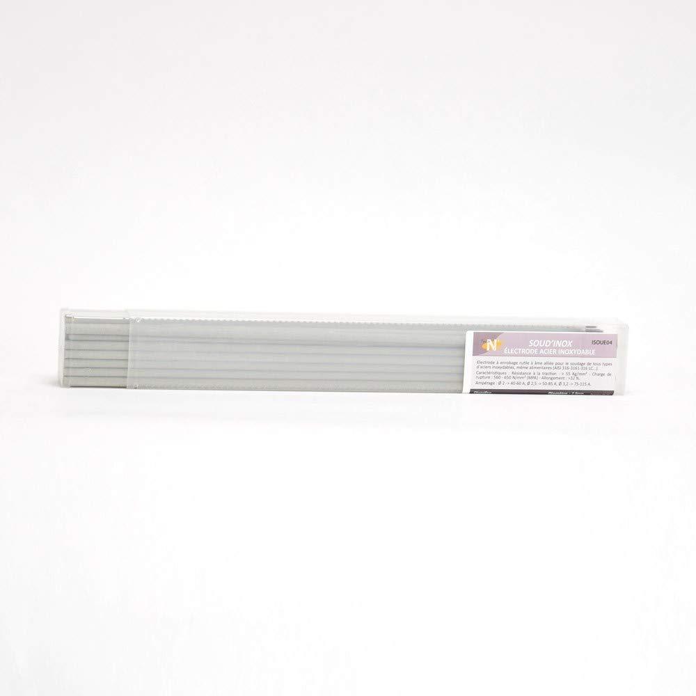 2,5 mm Baguettes de soudure inox 316L SOUDINOX