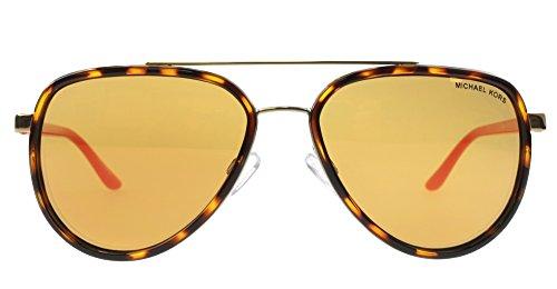 725125942027 - Michael Kors Sunglasses MK 5006 1036/5N Tortoise Gold 57mm carousel main 3