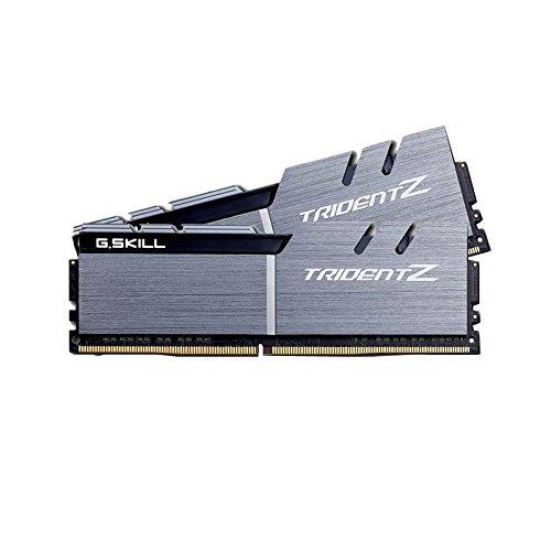 2 opinioni per GSkill F4-3200C16D-16GTZSK Memoria RAM 16 GB (8 GB x 2), DDR4, Kit 2 Pezzi, Nero