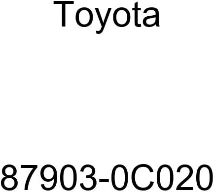 Genuine Toyota 87903-0C020 Rear View Mirror Sub Assembly