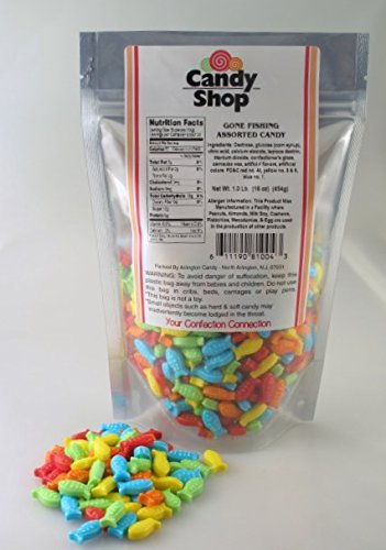 - Gone Fishing Assorted Candy - 1 Lb