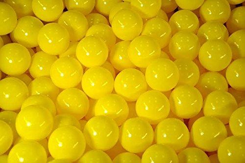 BälleBad Bälle - Gelb - 500 Stück - CE-Kennzeichnung - 75mm