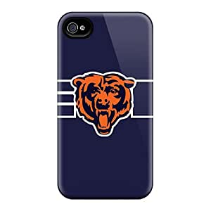 Iphone Case - Tpu Case Protective For Iphone 4/4s- Chicago Bears Sport
