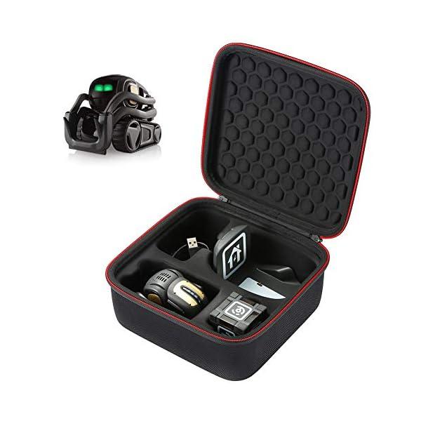 L3-Tech-Hard-case-for-Anki-Vector-A-Robot-Sidekick-Travel-Carrying-Storage-Bag-Black