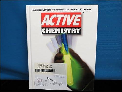 Read Online Active Chemistry PDF Azw Kindle EPub Doc