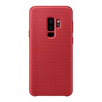 meet 9dcf6 c6270 Samsung Galaxy S9+ Hyperknit Case, Red