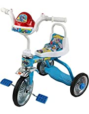 دراجة اطفال ثلاثة عجلات, ابيض