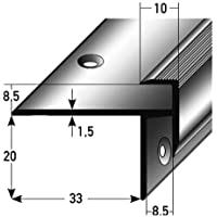 5 metros (5 x 1 m) - Perfil