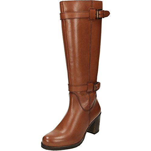 Tan Dothan Boots Heeled Ravel Knee Leather wHdPPqX1