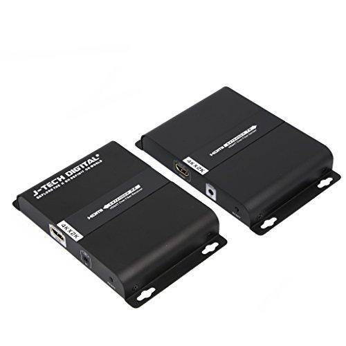 J-Tech Digital HDbitT Series Ultra HD 4K x 2K Fiber Exten...
