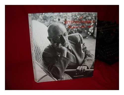 A Stravinsky Scrapbook 1940-1971 (Stravinsky Robert Craft)