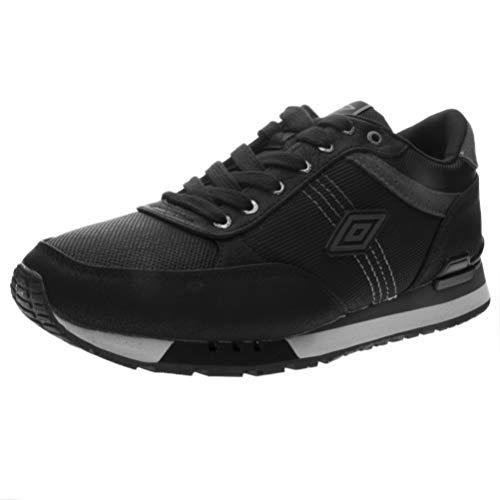Umbro BLA RFP38006S Homme Petite Gris Noir Sneakers HH1Rnrx