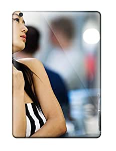 Hot Hot Snap-on Jun Ji Hyun Hard Cover Case/ Protective Case For Ipad Air